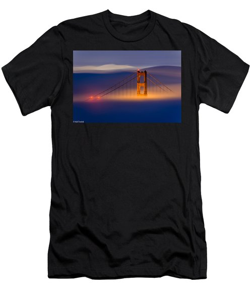 Above The Fog Men's T-Shirt (Athletic Fit)