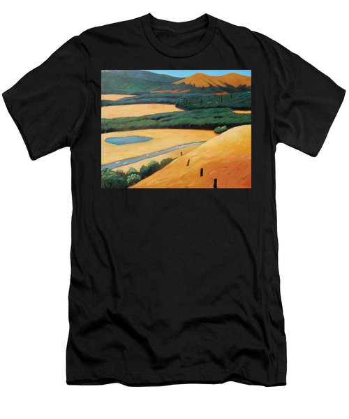 Above The Highway Men's T-Shirt (Athletic Fit)