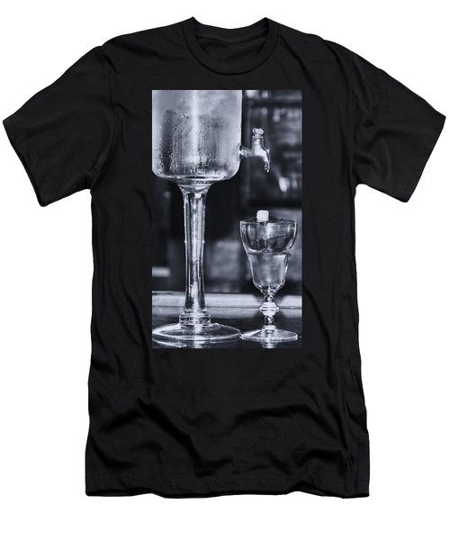 Absinthe Men's T-Shirt (Athletic Fit)