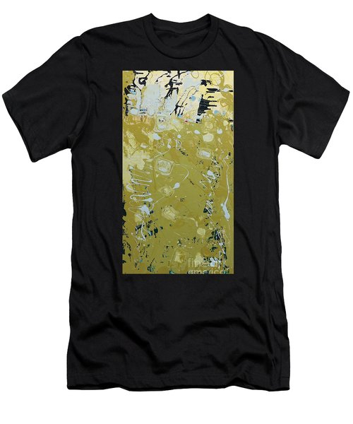 Abstract 1014 Men's T-Shirt (Athletic Fit)