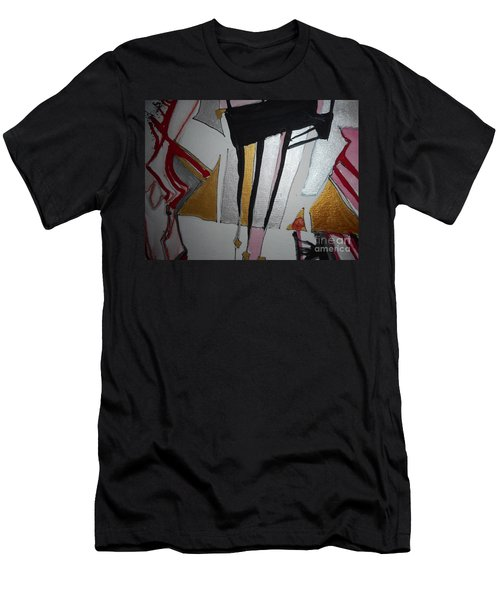 Abstract-13 Men's T-Shirt (Athletic Fit)