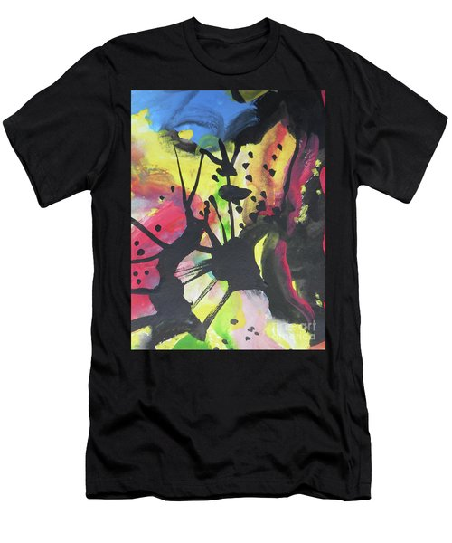 Abstract-2 Men's T-Shirt (Athletic Fit)