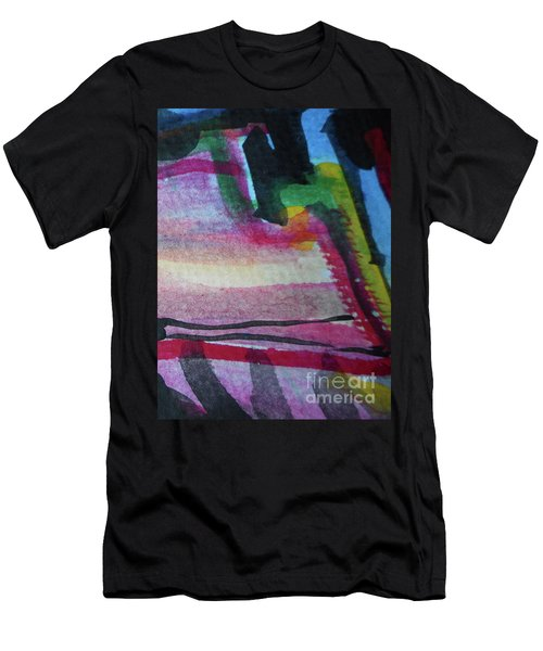 Abstract-25 Men's T-Shirt (Athletic Fit)