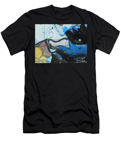 Abstract-26 Men's T-Shirt (Athletic Fit)