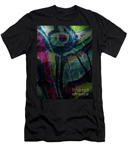 Abstract-30 Men's T-Shirt (Athletic Fit)
