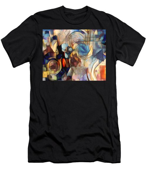 Abstract 32 Men's T-Shirt (Athletic Fit)