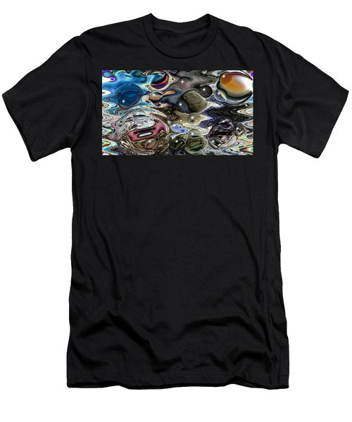 Abstract 623164 Men's T-Shirt (Athletic Fit)