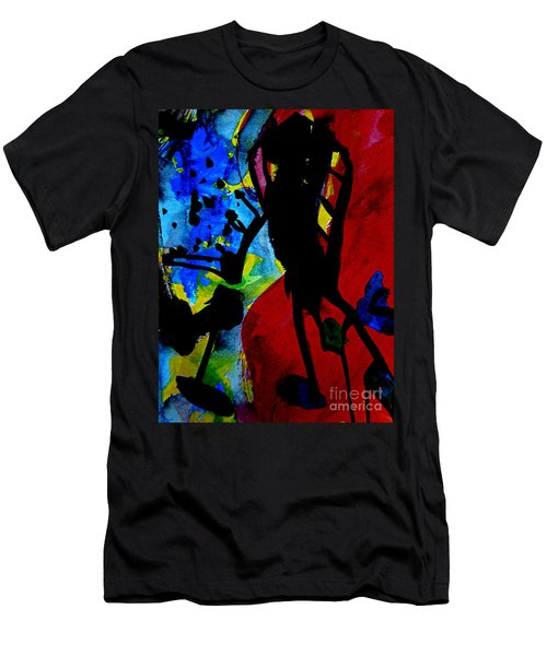 Abstract-7 Men's T-Shirt (Athletic Fit)