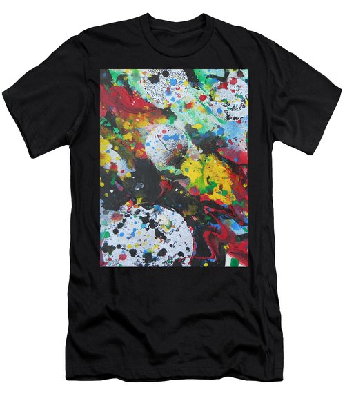 Abstract-9 Men's T-Shirt (Athletic Fit)