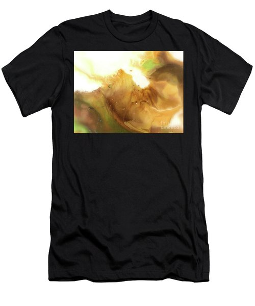 Abstract Acrylic Painting Fantasy Men's T-Shirt (Athletic Fit)