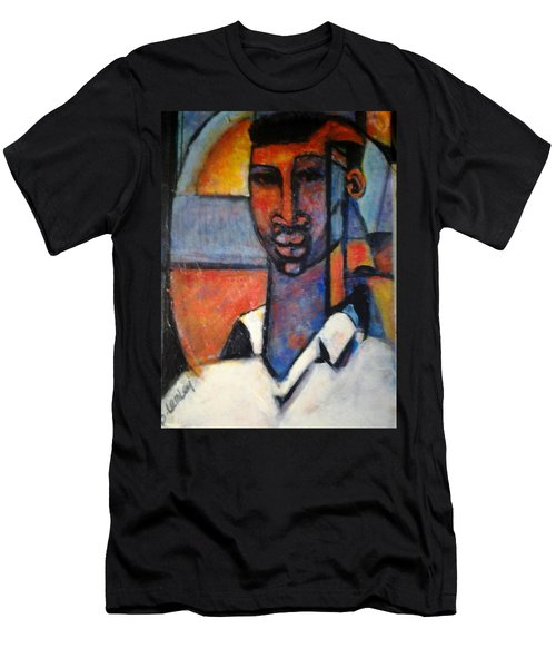 Abstract African Men's T-Shirt (Athletic Fit)
