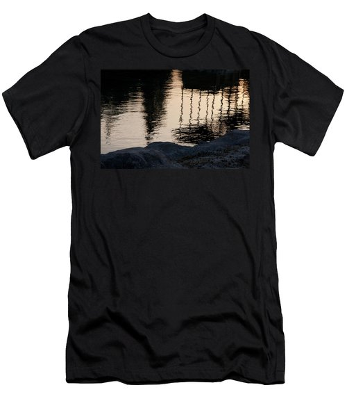Abstract Color 2 Men's T-Shirt (Athletic Fit)
