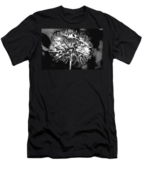 Abstract Dandelion Men's T-Shirt (Athletic Fit)