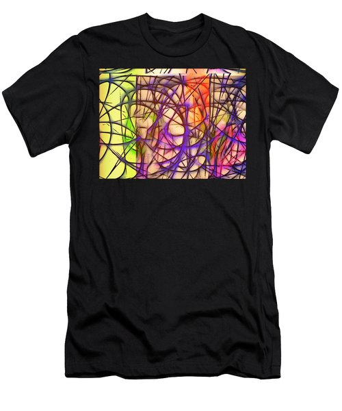 Abstract Fun 11 Men's T-Shirt (Athletic Fit)