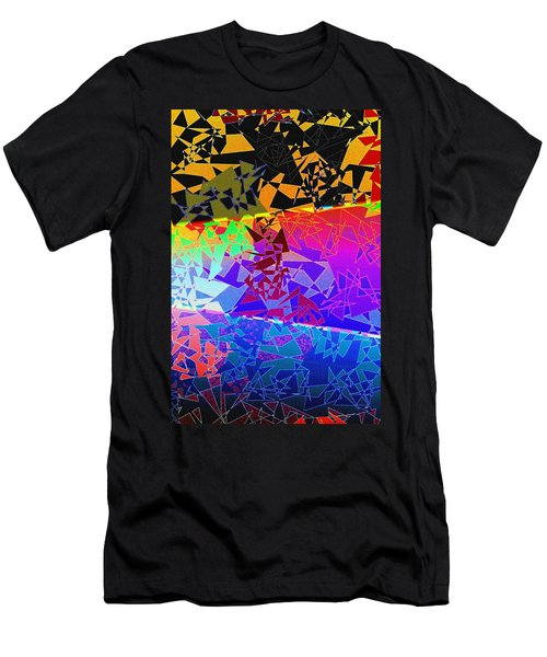 Abstract Fusion 273 Men's T-Shirt (Athletic Fit)