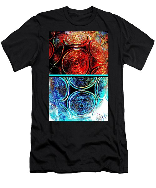 Abstract Fusion 275 Men's T-Shirt (Athletic Fit)