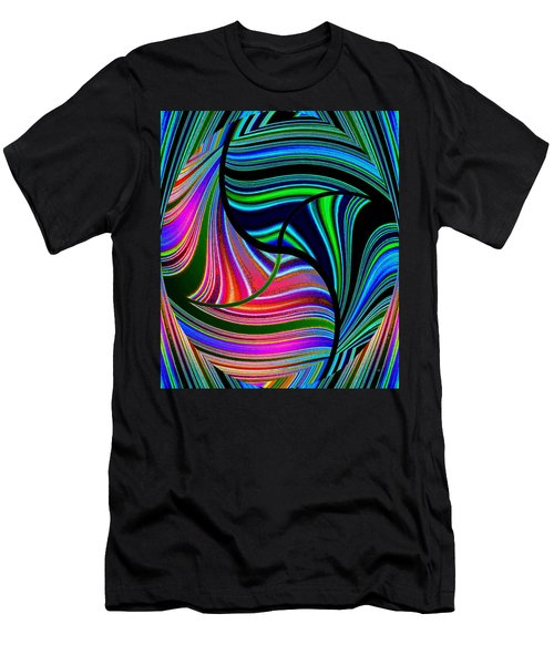 Abstract Fusion 278 Men's T-Shirt (Athletic Fit)