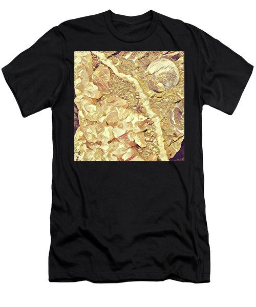 Abstract Geological Art Men's T-Shirt (Athletic Fit)