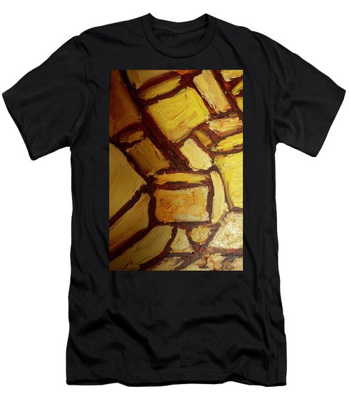 Abstract Lamp #2 Men's T-Shirt (Athletic Fit)