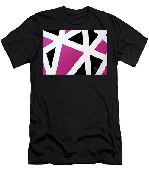 Abstract M1015l Men's T-Shirt (Athletic Fit)