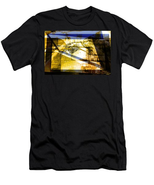 Abstract Mosaic Men's T-Shirt (Athletic Fit)