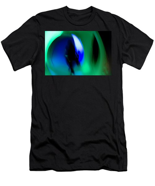 Abstract No. 2 Men's T-Shirt (Athletic Fit)