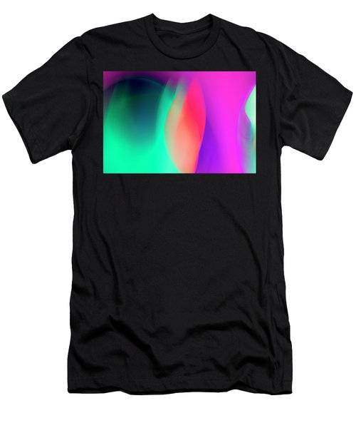 Abstract No. 6 Men's T-Shirt (Athletic Fit)