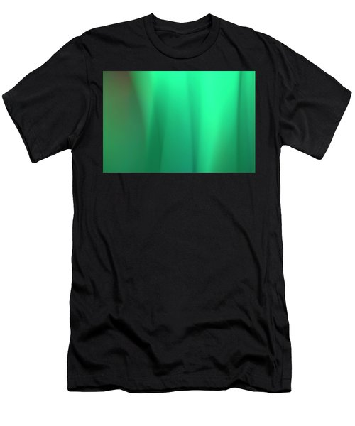 Abstract No. 8 Men's T-Shirt (Athletic Fit)