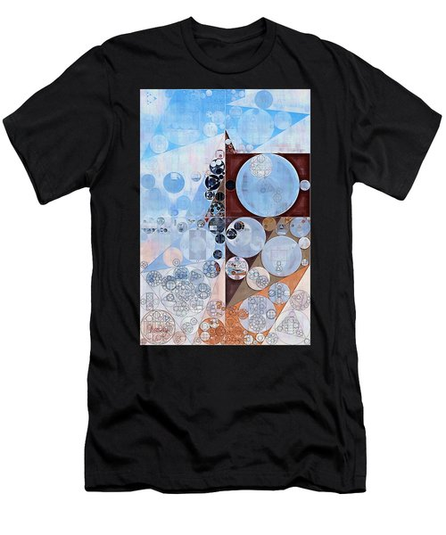 Abstract Painting - Espresso Men's T-Shirt (Athletic Fit)