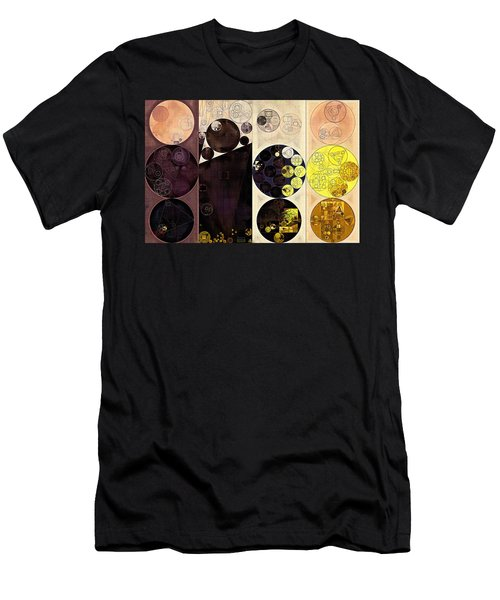 Abstract Painting - Potters Clay Men's T-Shirt (Athletic Fit)