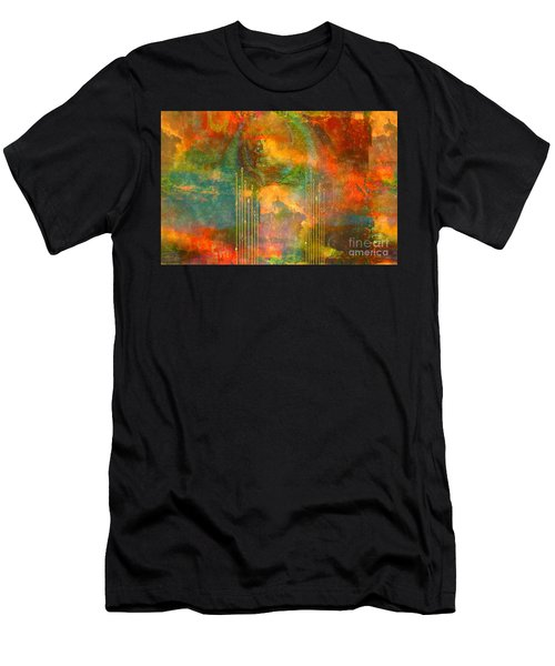Abstract The World As It Is  Men's T-Shirt (Athletic Fit)