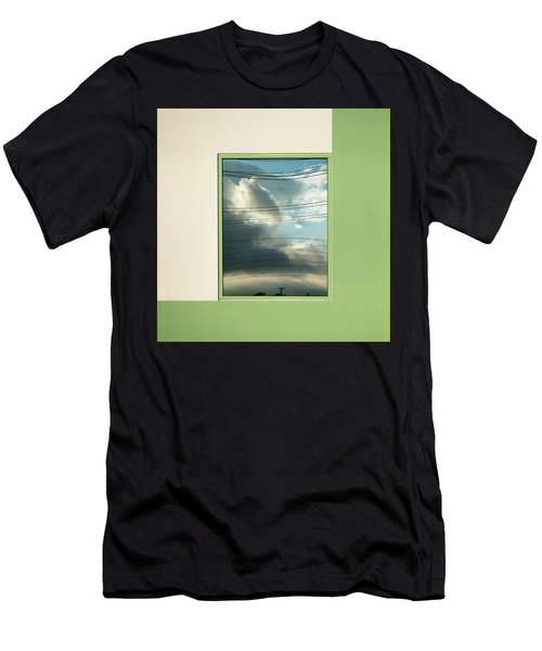 Abstritecture 19 Men's T-Shirt (Athletic Fit)