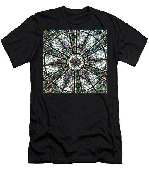Abundancia Men's T-Shirt (Athletic Fit)