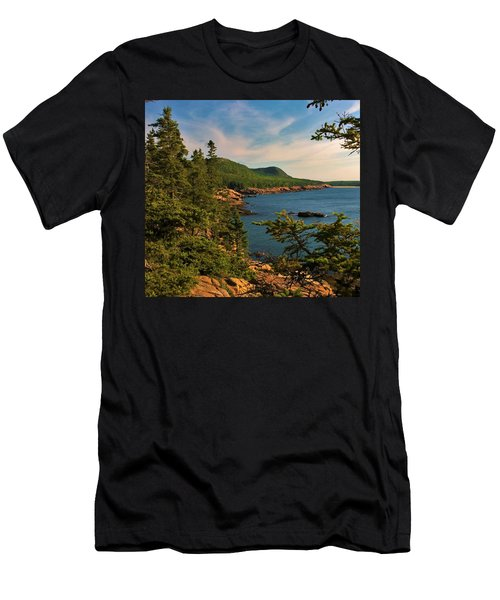 Acadia Men's T-Shirt (Athletic Fit)