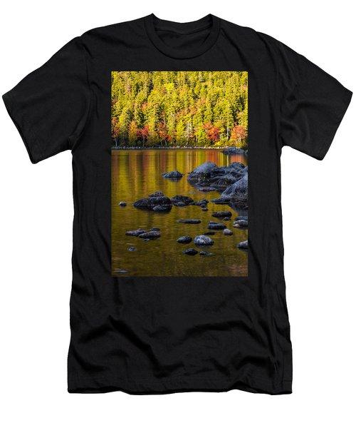 Acadian Glow Men's T-Shirt (Athletic Fit)