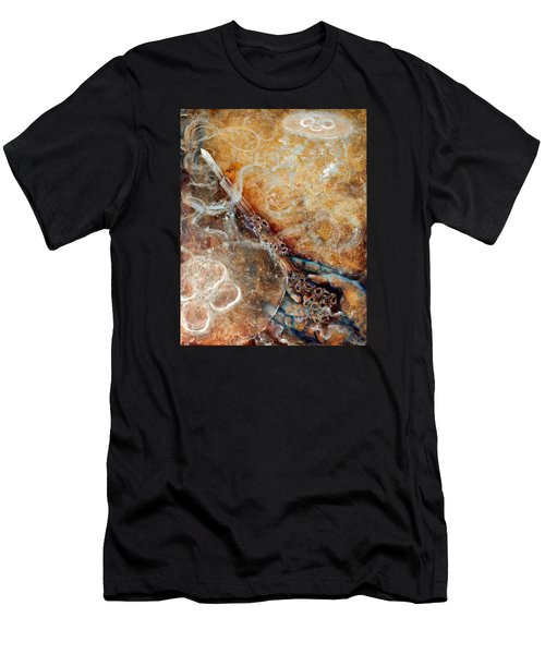Ace Of Wands Men's T-Shirt (Athletic Fit)