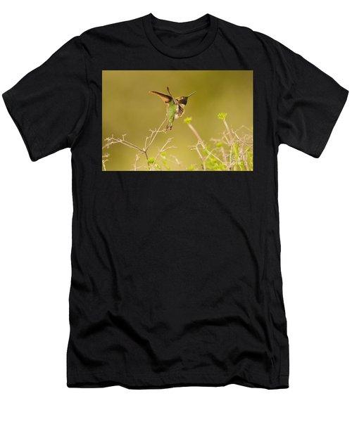 Acrobat Men's T-Shirt (Athletic Fit)