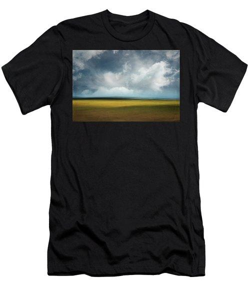 Across The Marsh Men's T-Shirt (Athletic Fit)