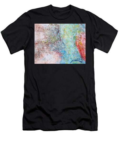 Abstract 201108 Men's T-Shirt (Athletic Fit)