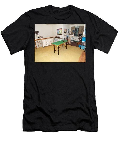 Activity Room Men's T-Shirt (Athletic Fit)