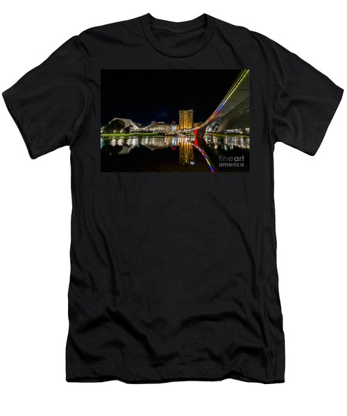 Adelaide Riverbank Men's T-Shirt (Athletic Fit)