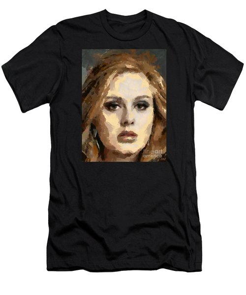 Adele Men's T-Shirt (Athletic Fit)