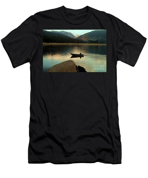 Admiring God's Work Men's T-Shirt (Athletic Fit)