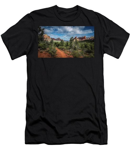 Adobe Jack Trail Men's T-Shirt (Athletic Fit)