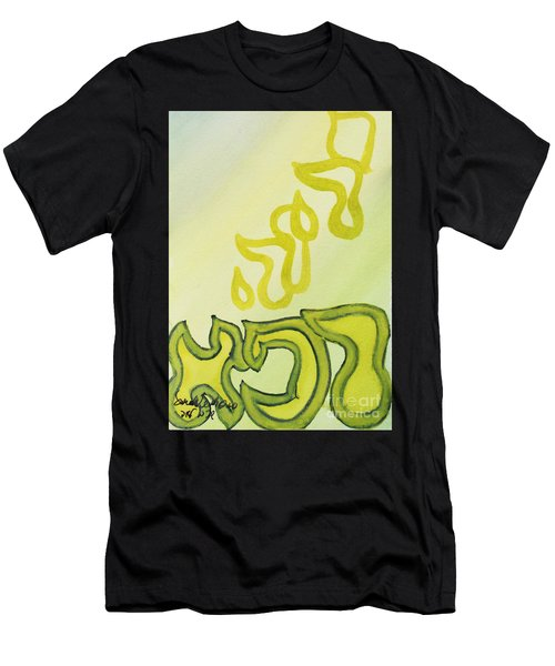 Adonai Rophe - God Heals Men's T-Shirt (Athletic Fit)