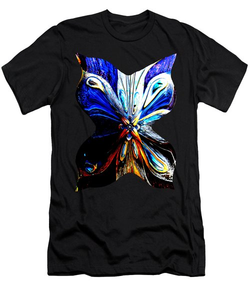 Adornment Abstract Men's T-Shirt (Athletic Fit)