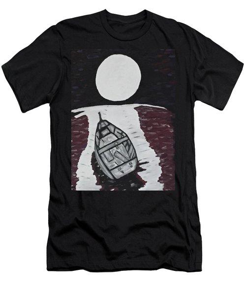 Adrift Men's T-Shirt (Athletic Fit)
