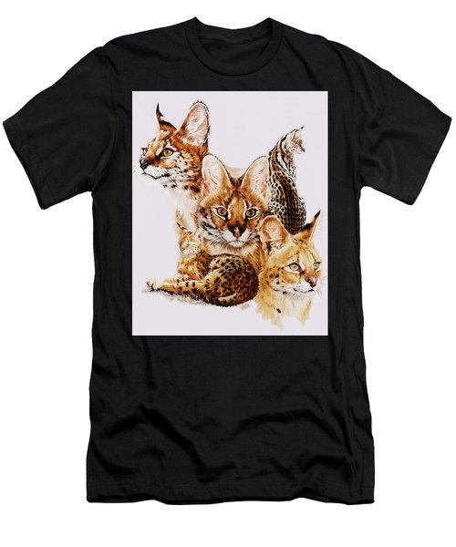 Adroit Men's T-Shirt (Athletic Fit)
