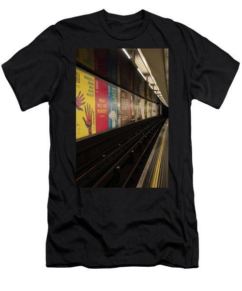 Ads Underground Men's T-Shirt (Athletic Fit)