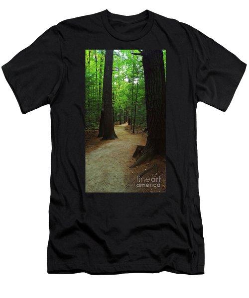 Adventures Men's T-Shirt (Athletic Fit)